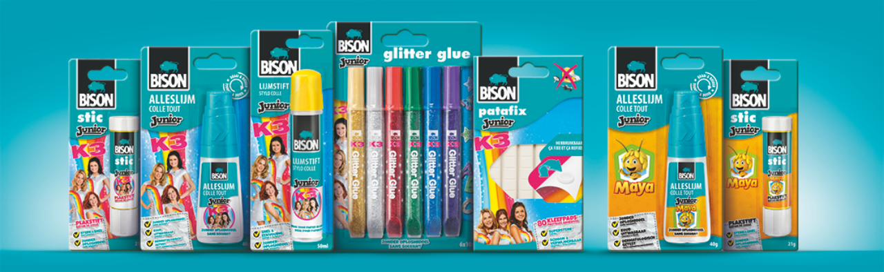 Bison Junior assortiment