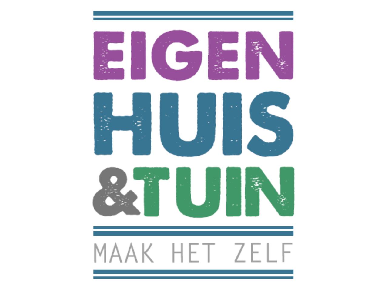 Bison eigen huis en tuin for Eigen huis en tuin logo