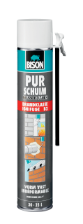 Bison Purschuim B2 brandvertragend Spuitbus 750ml NL/FR
