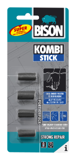 Bison Kombi Stick Portion Blister 4 x 5 g NL/FR