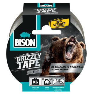 Bison Grizzly Tape® Rol 10 m NL/FR