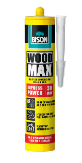 Bison Wood Max® Express Power Koker 380 g NL/FR